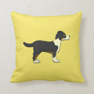 """Coussin Chien """"gingembre """""""