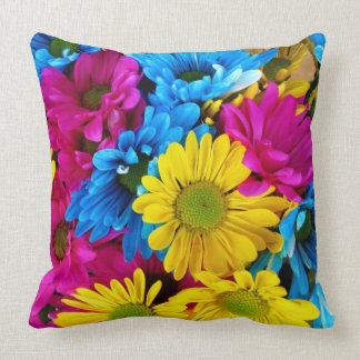 Coussin Colorful Daisies