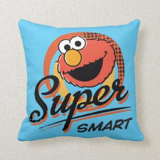 Coussin Comique futé superbe d'Elmo