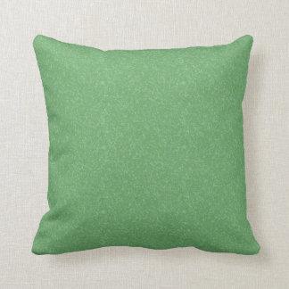 Coussin Concepteur vert de jade