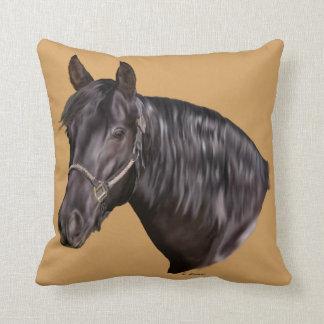 Coussin Copie andalouse d'art de cheval