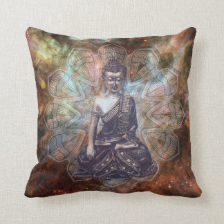 Coussin Cosmos Bouddha