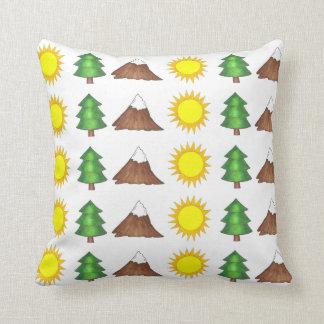 Coussin d'arbres d'alpinisme de camping de camp