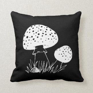 Coussin de champignon d'amanite