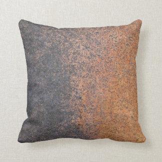 Coussin de cuivre de texture