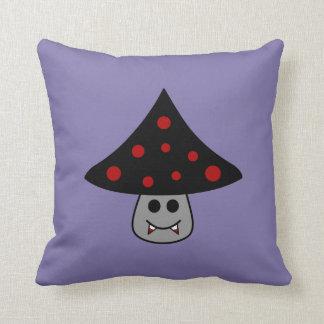 Coussin de vampire de champignon