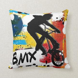Coussin dégrossi de BMX 2