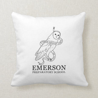 Coussin d'Emerson (hibou)