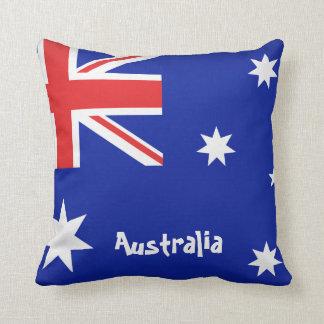 Coussin Drapeau australien