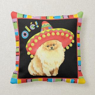 Coussin Fiesta Pomeranian