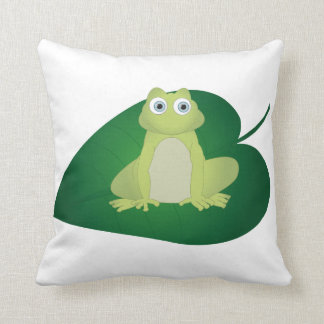 Coussin Froggy