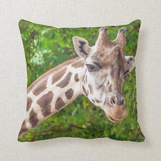 Coussin Girafe - carreau
