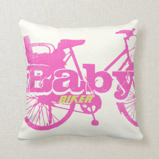 Coussin Girly rose de bébé de Seat de bébé vintage