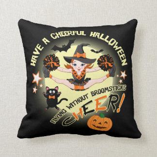 Coussin Halloween de la majorette
