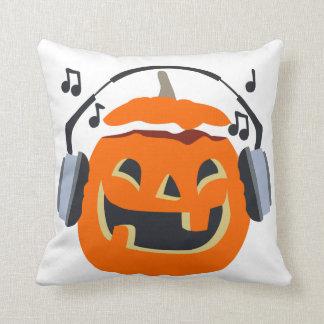 Coussin Halloween music