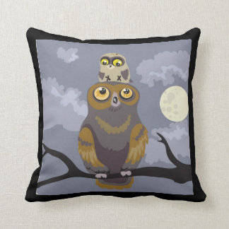 Coussin Hibou et Baby~pillow