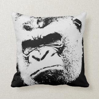 Coussin Illustration de gorille