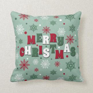 Coussin Joyeux Noël