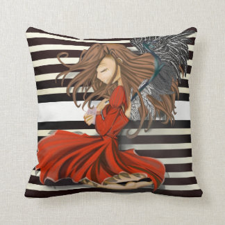 Coussin L'ange d'Anime