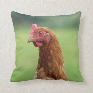 Coussin Lucky chicken