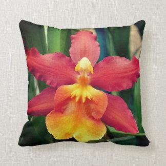 Coussin lumineux d'orchidée