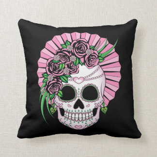 Coussin Madame Sugar Skull