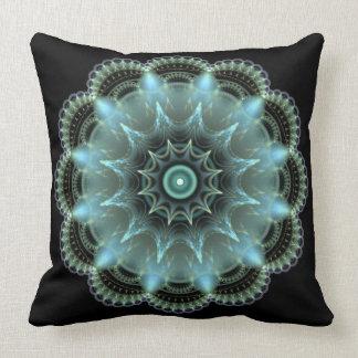 Coussin Mandala de fractale