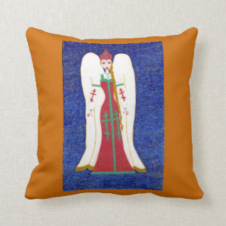 Coussin orthodoxe russe d'ange