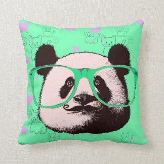 Coussin Panda mignon de mode de pandas de Harajuku