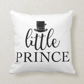Coussin Petit carreau de décor de pièce de prince bébé