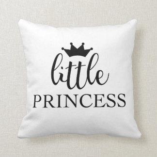 Coussin Petit carreau de décor de pièce de princesse bébé