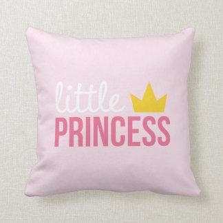 Coussin Petite princesse rose Pillow