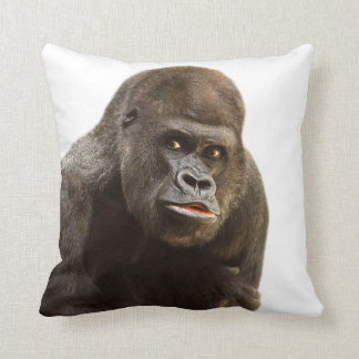 Coussin Photo sauvage d'animal de safari de jungle de
