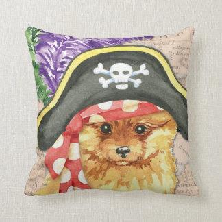 Coussin Pirate de Pomeranian