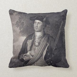 Coussin Portrait vintage de George Washington