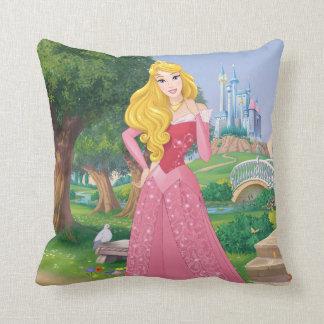 Coussin Princesse Aurora