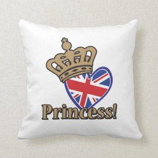 Coussin Princesse royale