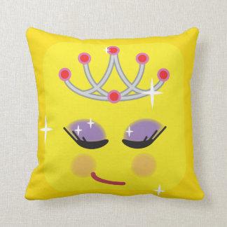 Coussin Princesse scintillante Emoticon