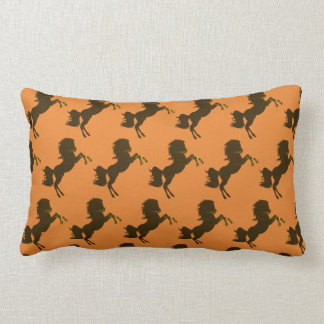 Coussin Rectangle chevaux