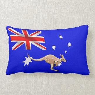 Coussin Rectangle Drapeau australien