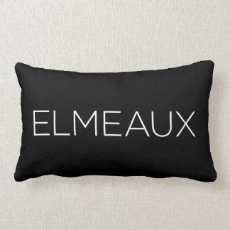 Coussin Rectangle Elmeaux blanc