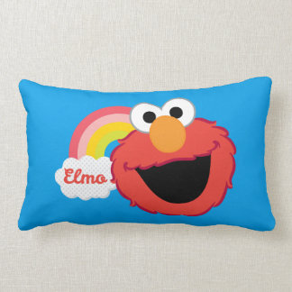 Coussin Rectangle Fille d'Elmo