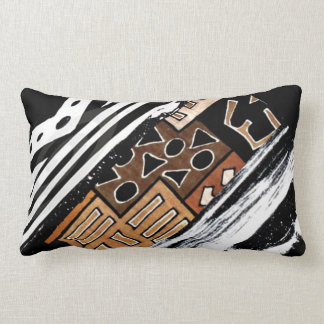 Coussin Rectangle Graphique tribal