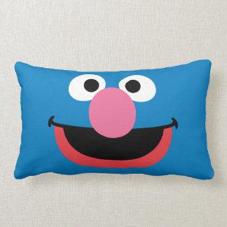Coussin Rectangle Grover font face à l'art