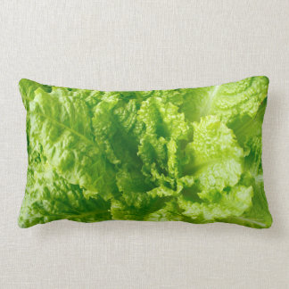 Coussin Rectangle Laitue