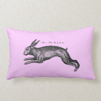 Coussin Rectangle Lapin