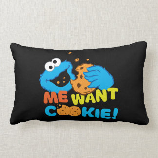 Coussin Rectangle Le biscuit veut le biscuit
