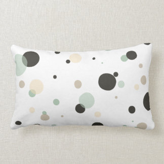 Coussin Rectangle Pois