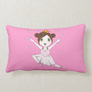 Coussin Rectangle Princesse Cherry™