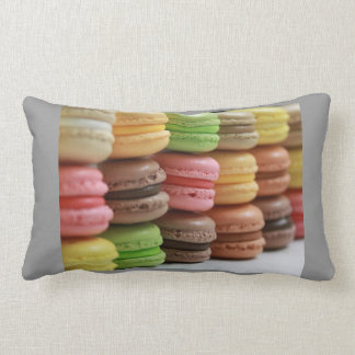 coussin rectangulaire I love macarons